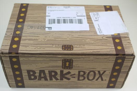 BarkBox April 2018 Review