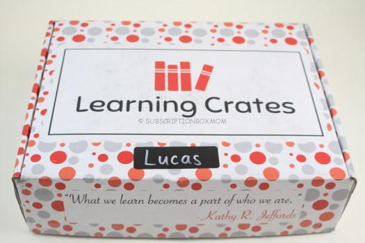 Learning Crate April 2018 Review