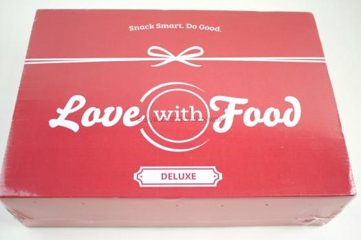 May 2018 Love with Food Deluxe Review