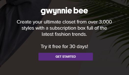 FREE Gwynnie Bee 30 Day Trial
