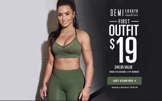 ff6f262f5c Fabletics May 2018 Coupon - 1st Outfit $19.00 - Subscription Box Mom