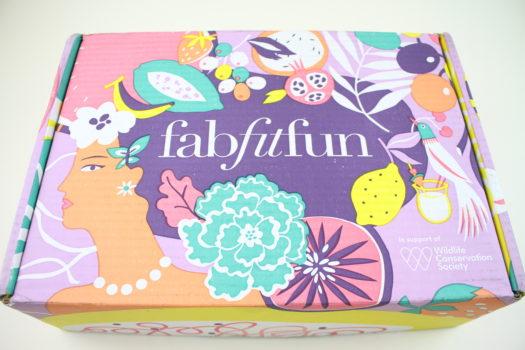FabFitFun Summer 2018 Review