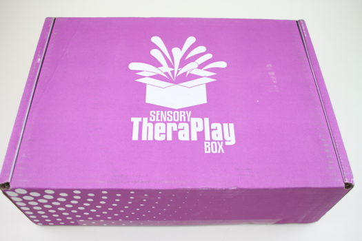 Sensory TheraPlay Box June 2018 Review