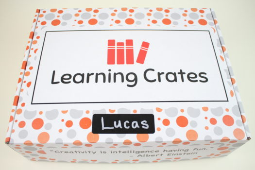 Learning Crate June 2018 Review