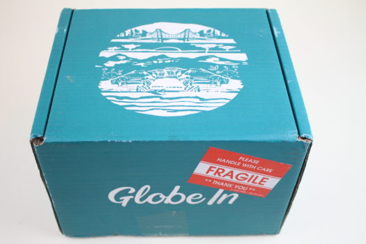 GlobeIn June 2018 Premium Artisan Box Review