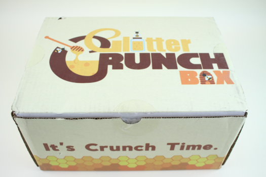 May 2018 Glitter Crunch Box Review
