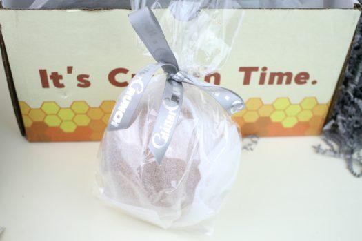 Honeycomb Glass Ball Ornament
