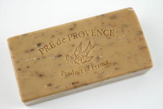 Pre de Provence The Queen's Lavender Honey Shea Butter Soap