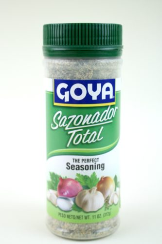 Goya Saxondor Total Seasoning