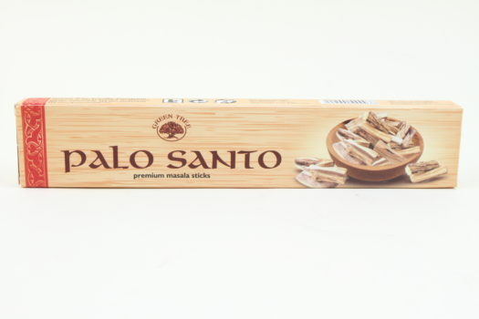 Palo Santo Incense and Incense Holder