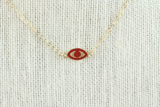 Buddhibox Evil Eye Necklace