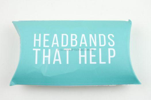 Headbands of Hope Headband of the Month June 2018 Review