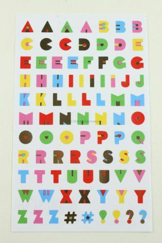 Mrs Grossman Stickers-Petite Fantasy