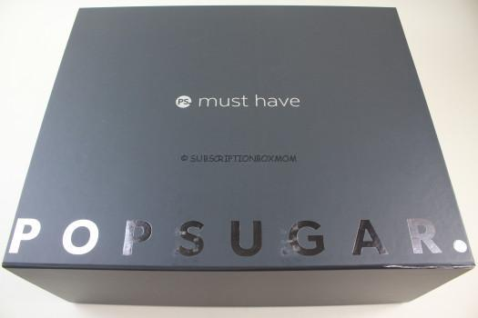 Fall 2018 Popsugar Must Have Box Spoilers