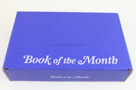 Book of the Month July 2018 Review