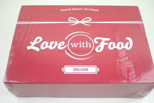 July 2018 Love with Food Review