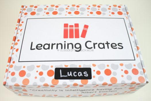 Learning Crate August 2018 Review