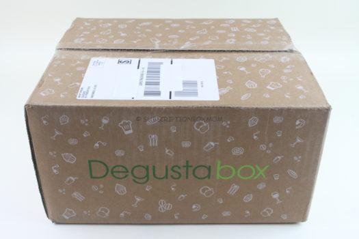 August 2018 Degustabox Review
