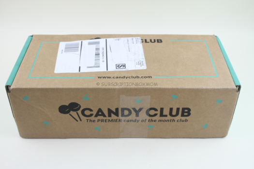 Candy Club August 2018 Review