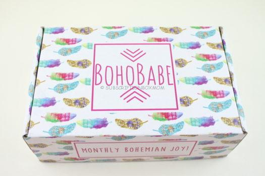 BohoBabe August 2018 Review