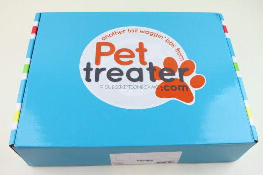 Pet Treater Box August 2018 Review