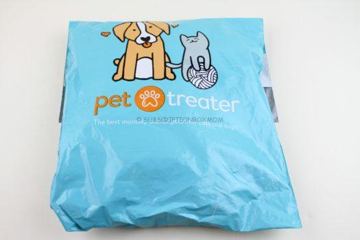 Pet Treater Cat Pack August 2018 Review