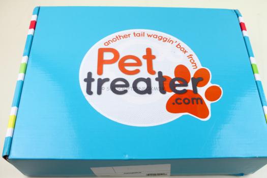 Pet Treater Box October 2018 Review