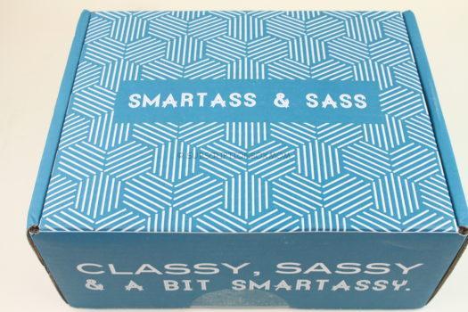 Smartass & Sass October 2018 Review
