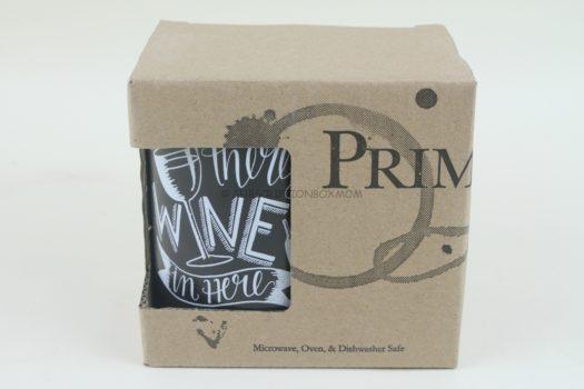 Primitives By Kathy Mug - Wine in Here