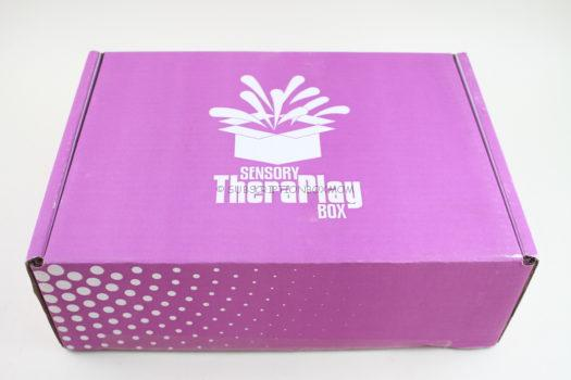 Sensory TheraPlay Box September 2018 Review
