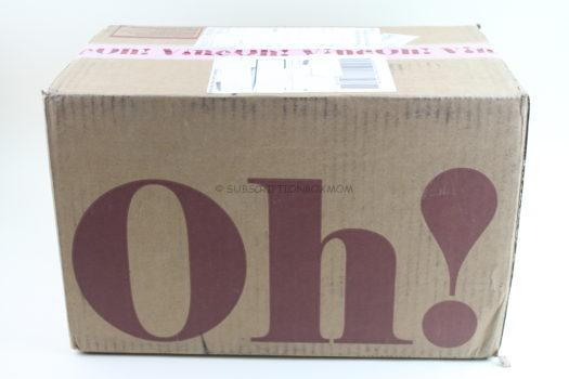 The Oh! For Me! Fall 2018 Box Review