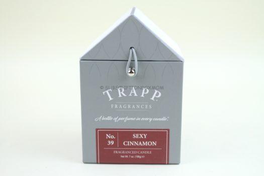 Trapp Candle Sexy Cinnamon