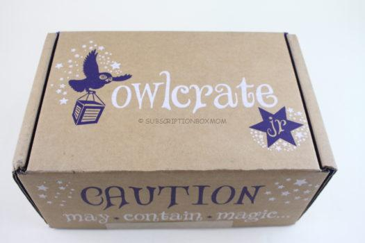 Owlcrate Jr September 2018 Review