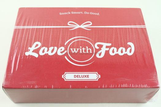 September 2018 Love with Food Review