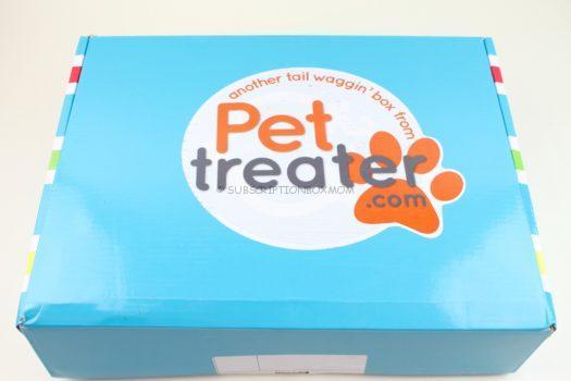 Pet Treater Box September 2018 Review
