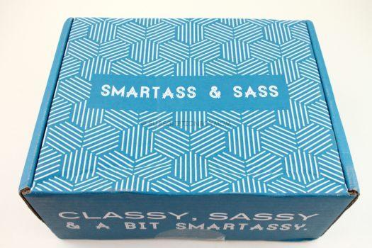 Smartass & Sass September 2018 Review