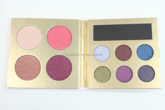 Pur The Complexion Authority Midnight Masquerade Palette Collaboration