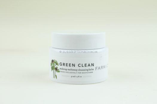 Farmacy Beauty Green Clean Meltaway Cleansing Balm