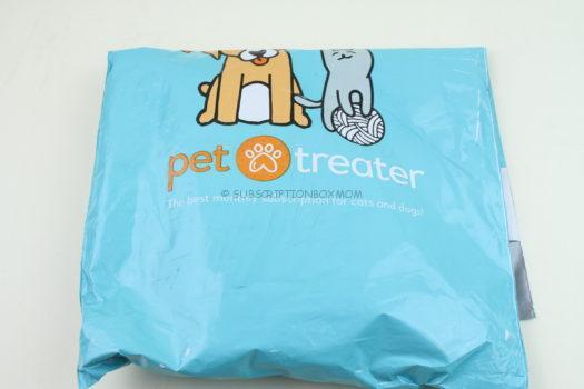Pet Treater Cat Pack October 2018 Review