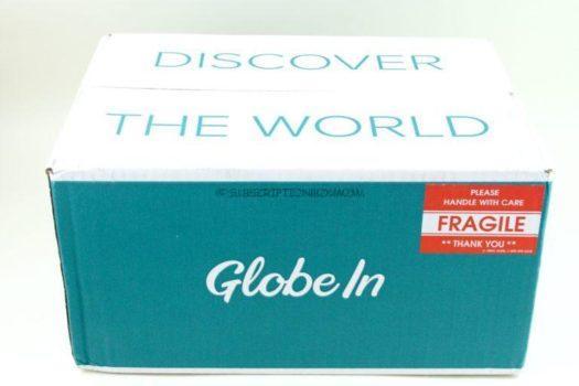 GlobeIn November 2018 Premium Artisan Box Spoilers