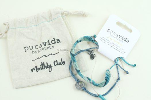 September 2018 Pura Vida Bracelets Review