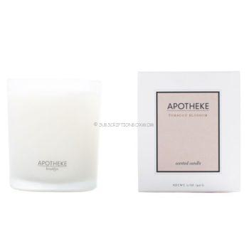 Apotheke Tobacco Blossom Scented Candle