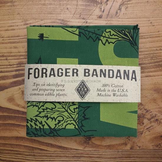 FREE Colter Co. Forager Bandana