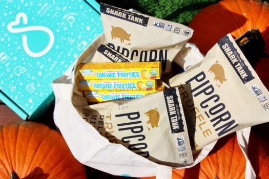 SnackSack October 2018 Spoilers
