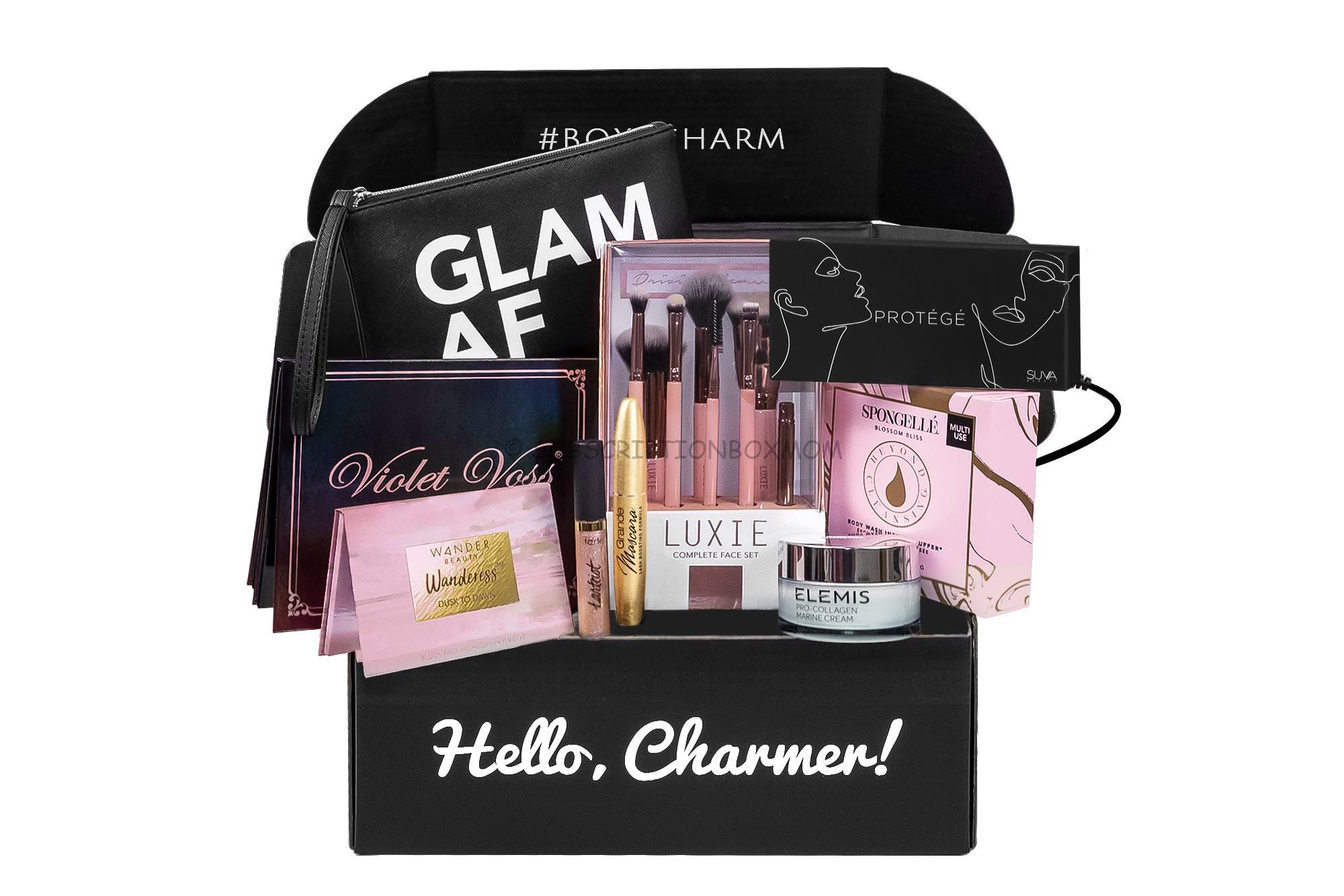 FULL December 2018 BoxyLuxe By Boxycharm Spoilers