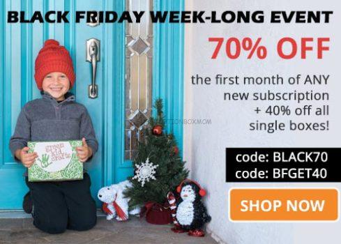 Green Kid Crafts Black Friday 2018 Coupons
