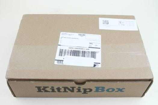 KitNipBox November 2018 Cat Subscription Box Review
