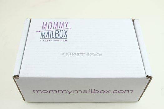 Mommy Mailbox October 2018 Review