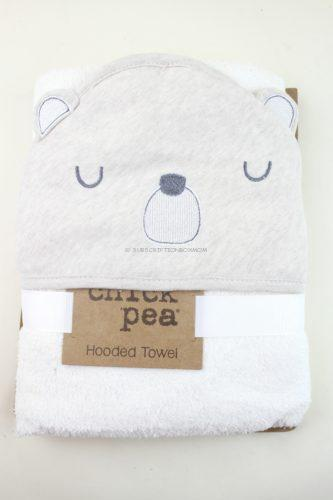 Chick Pea Hooded Towel