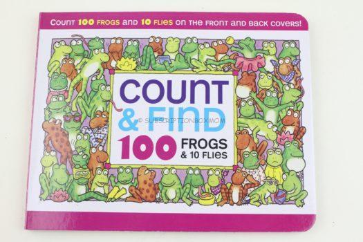 Count & Find 100 Frogs & 10 Flies